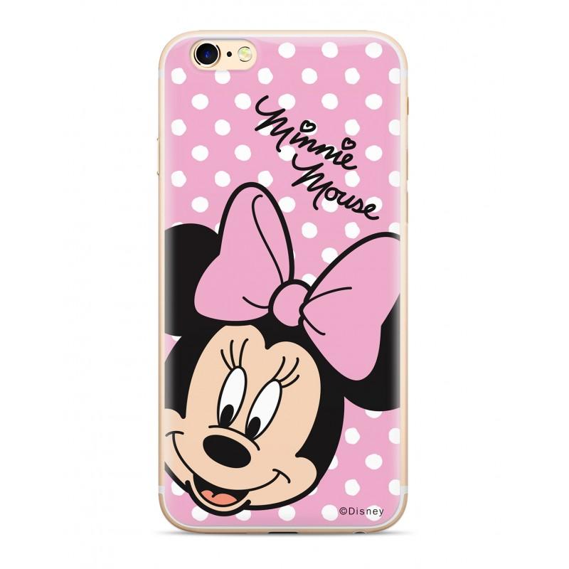 Zadni kryt Disney Minnie 008 pro Samsung Galaxy S10+, pink