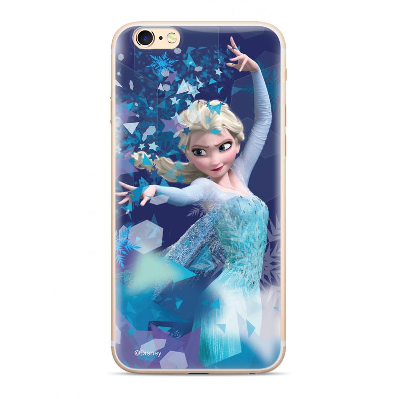 Zadni kryt Disney Elsa 011 pro Huawei Y6 2018, blue