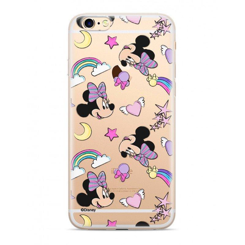 Zadni kryt Disney Minnie 031 pro Huawei Y6 Prime 2018, white