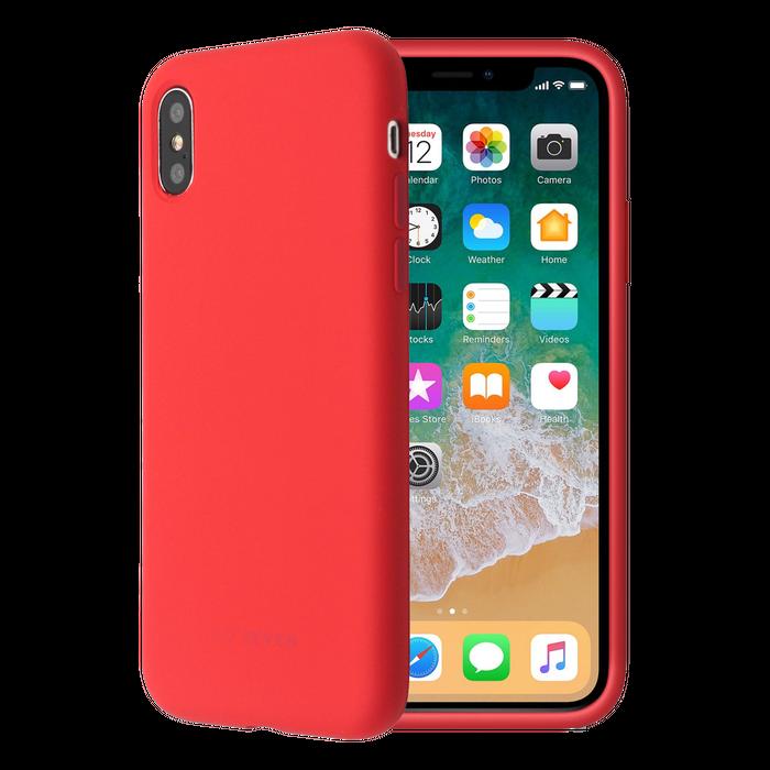 Zadní kryt SoSeven Smoothie pro Apple iPhone 7/8, Red
