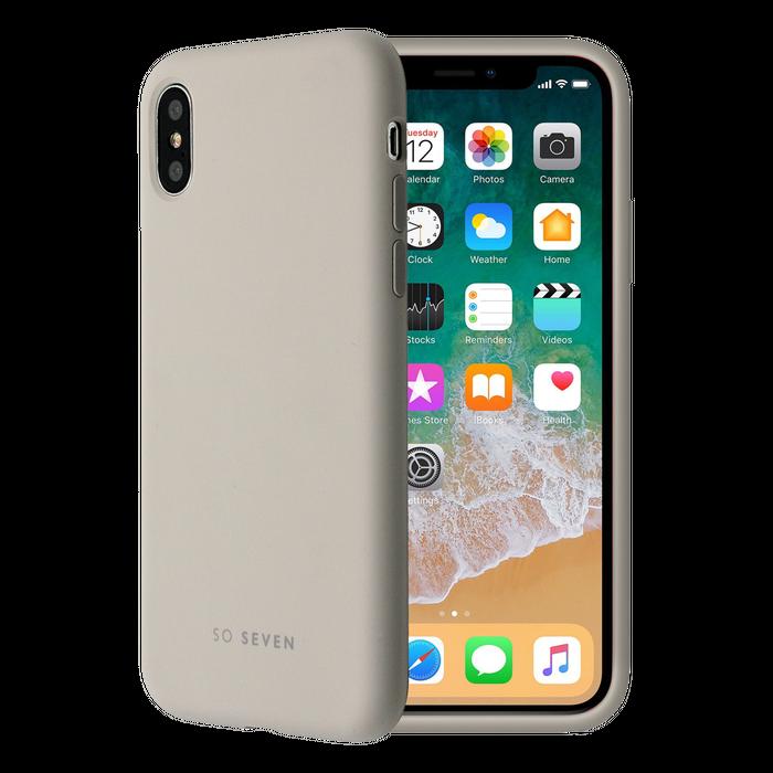 Zadní kryt SoSeven Smoothie pro Apple iPhone 7/8, Grey