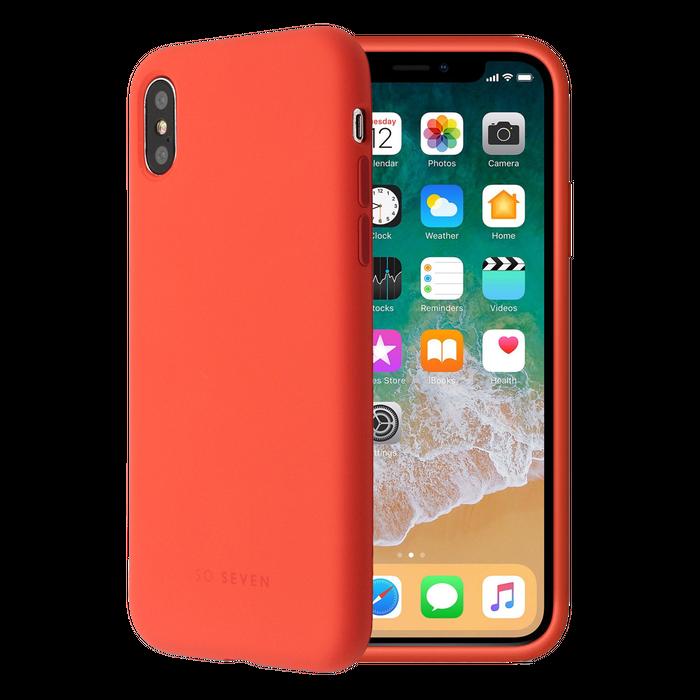 Zadní kryt SoSeven Smoothie pro Apple iPhone 7/8, Orange