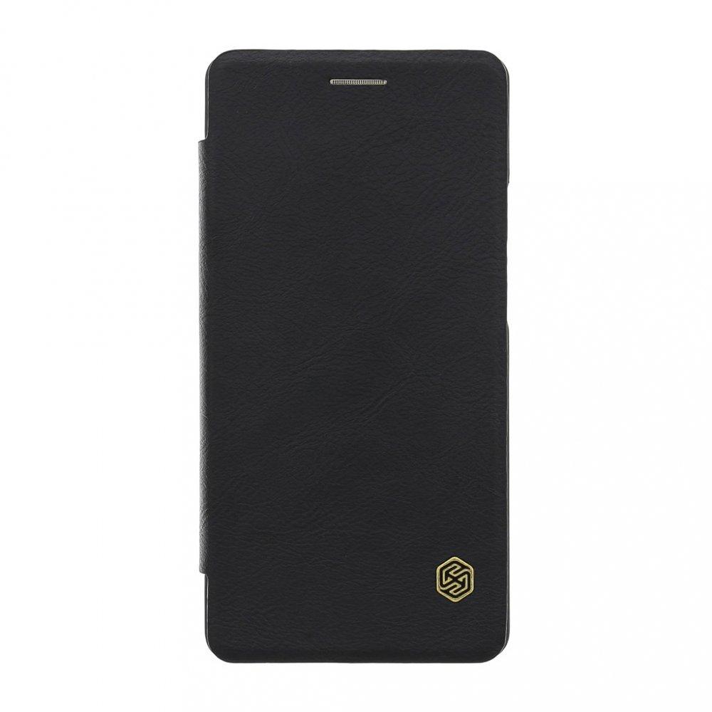 Flipové pouzdro Nillkin Qin Book pro Xiaomi Redmi Note 7, black