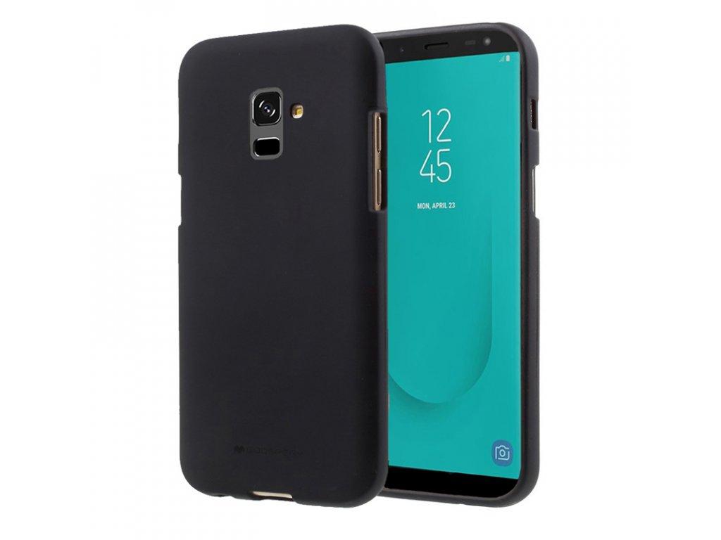 Pouzdro Mercury Soft feeling pro Samsung Galaxy S10+, black