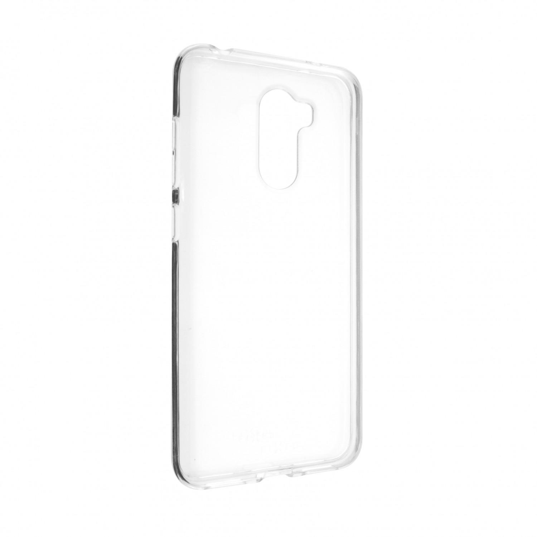 Ultratenké silikonové pouzdro FIXED Skin pro Xiaomi Pocophone F1, transparentní