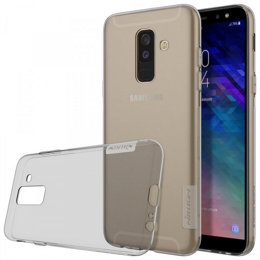 Silikonové pouzdro Nillkin Nature pro Samsung Galaxy S10 Plus, grey