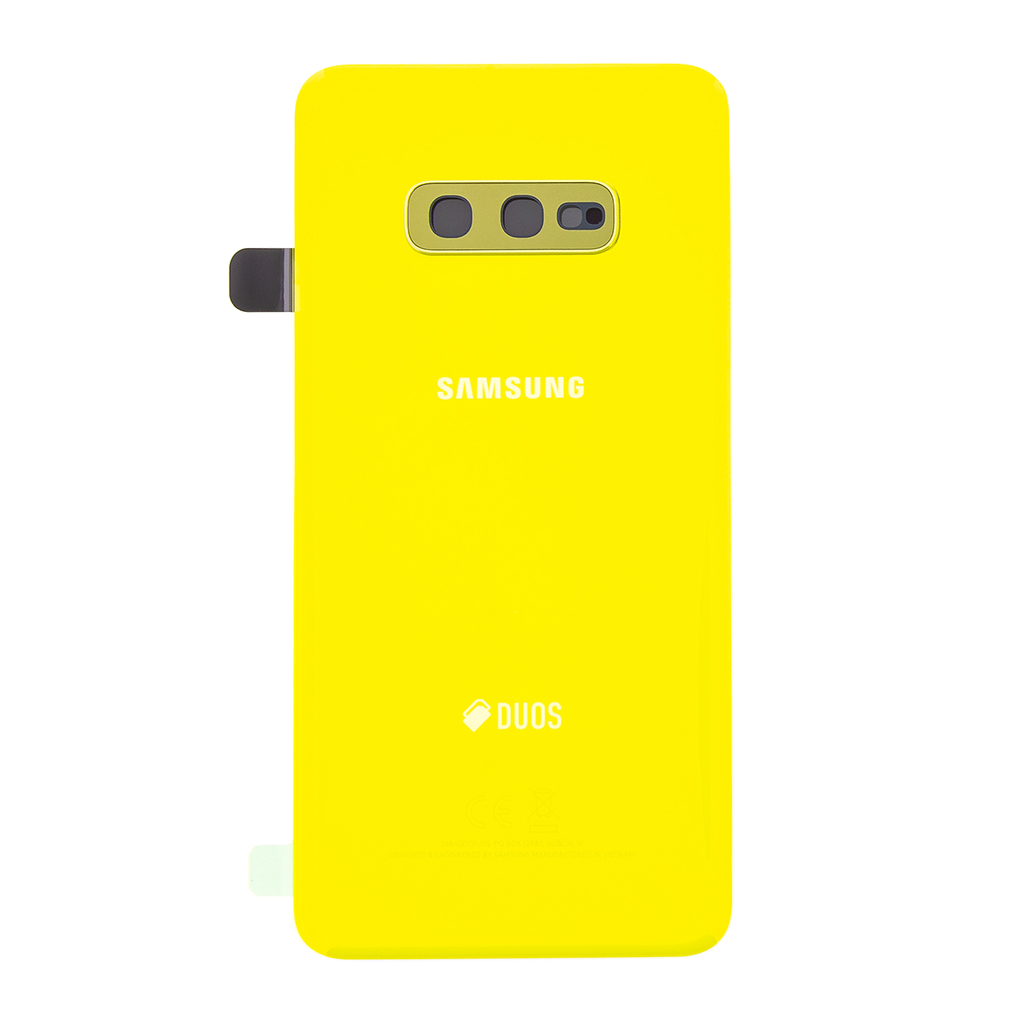 Kryt baterie Samsung Galaxy S10e canary yellow (Service Part)