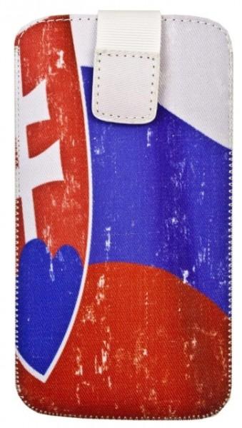 Pouzdro FRESH velikost Samsung GALAXY S5 FLAG SVK (150x80x10mm)