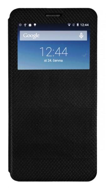 Pouzdro BOOK S5050 Duo black, originální
