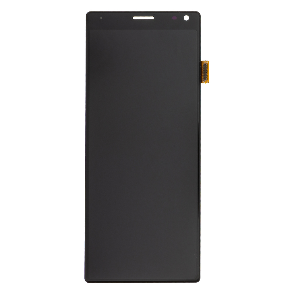 LCD + dotyková deska pro Sony Xperia 10, black Service Pack
