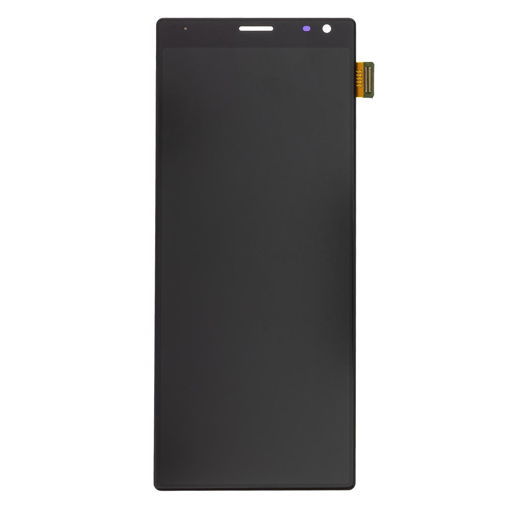 LCD Display + Dotyková Deska Black Sony I4213 Xperia 10 Plus (Service Pack)