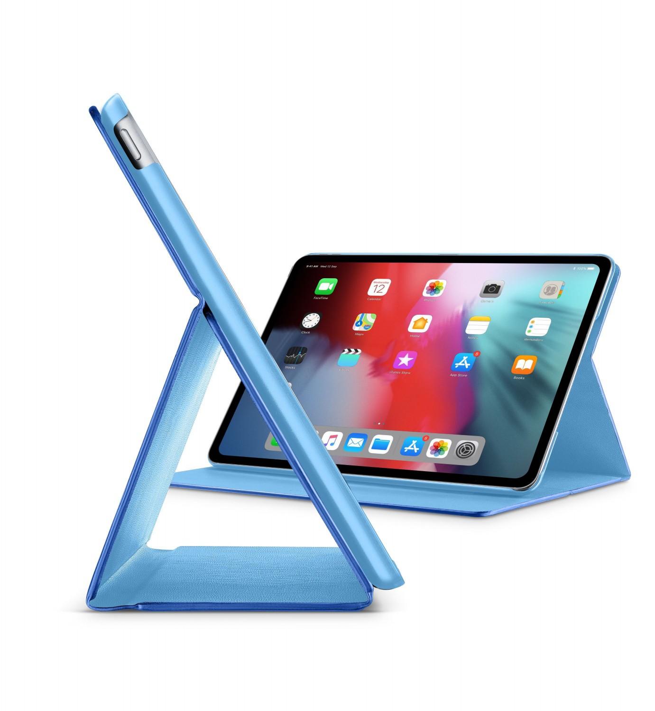 "CellularLine FOLIO pouzdro flip pro Apple iPad Pro 11"" 2018, modré"