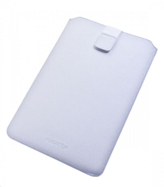 """Pouzdro TABLET NEON 7"""" white (195x120mm), zapínaní na suchý zip, univezální"""