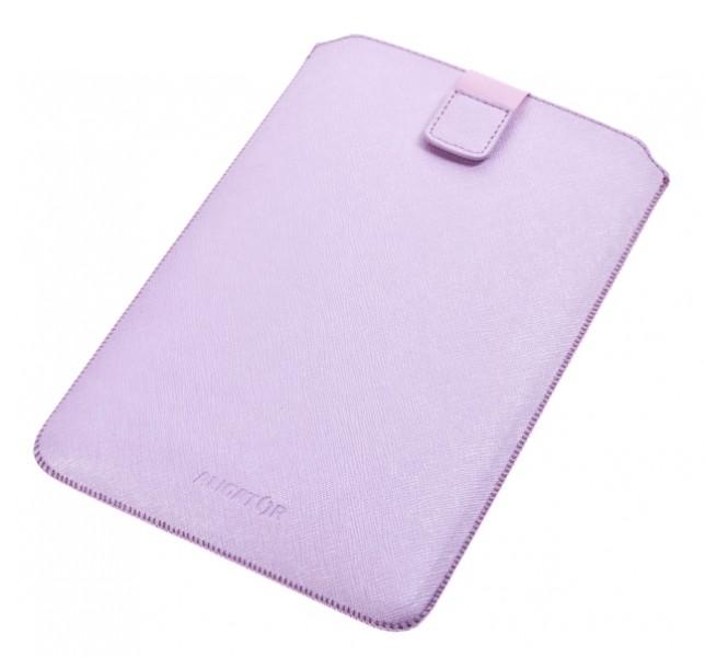 """Pouzdro TABLET NEON 7"""" pink (195x120mm), zapínaní na suchý zip, univezální"""