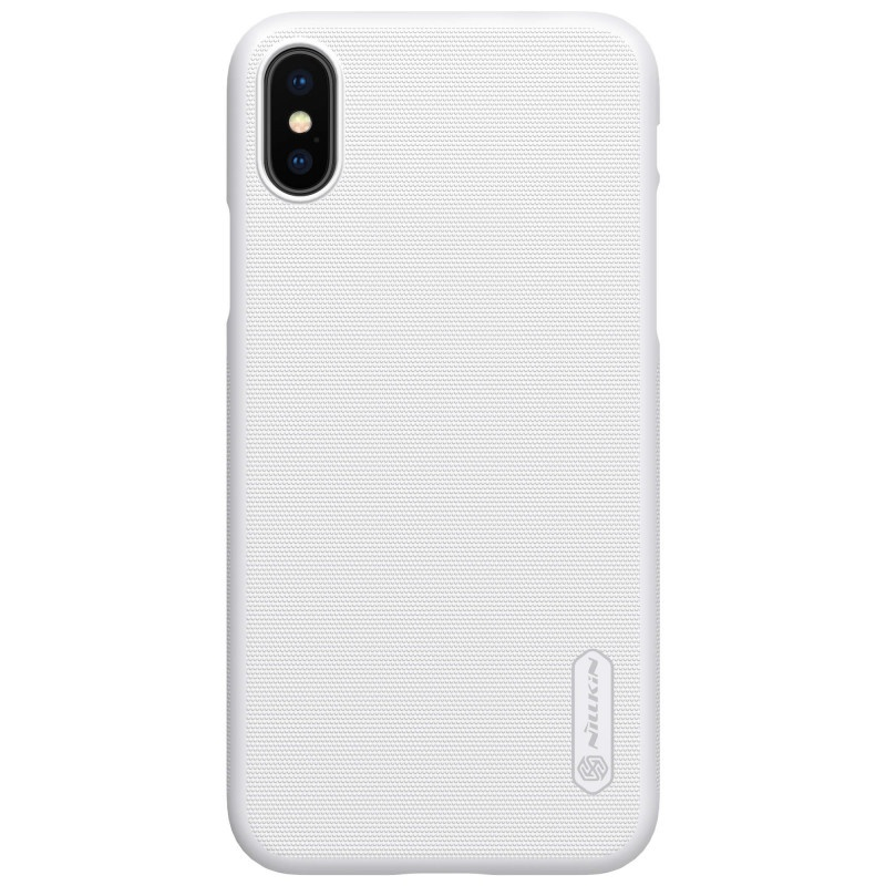 Nillkin Super Frosted Shield pro Apple iPhone X / XS White