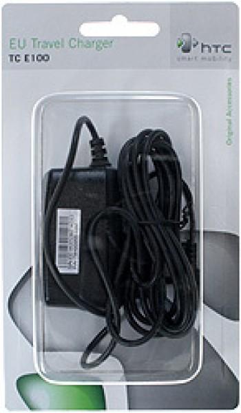 Nabíječka HTC TC E100 miniUSB, blistr, originální