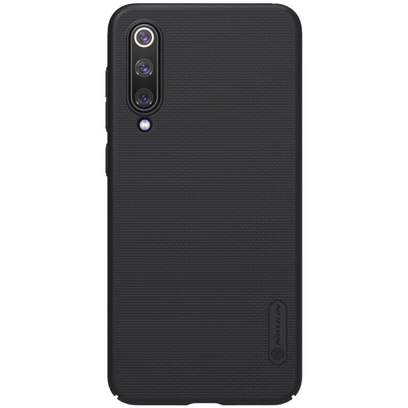 Nillkin Super Frosted Zadní Kryt pro Xiaomi Mi9 SE Black