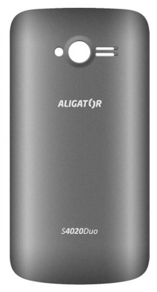 Kryt zadní  ALIGATOR S4020 DUO šedý bulk, originální