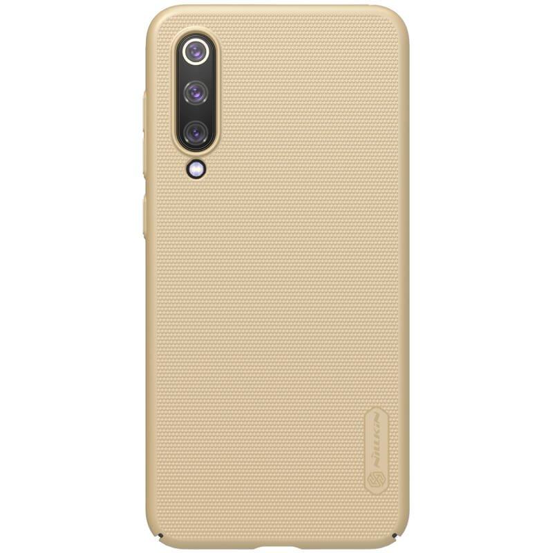 Nillkin Super Frosted Zadní Kryt pro Xiaomi Mi9 SE Gold