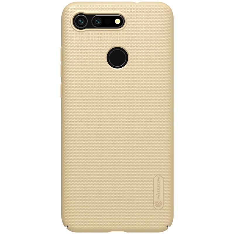 Nillkin Super Frosted Zadní Kryt Gold pro Honor View 20