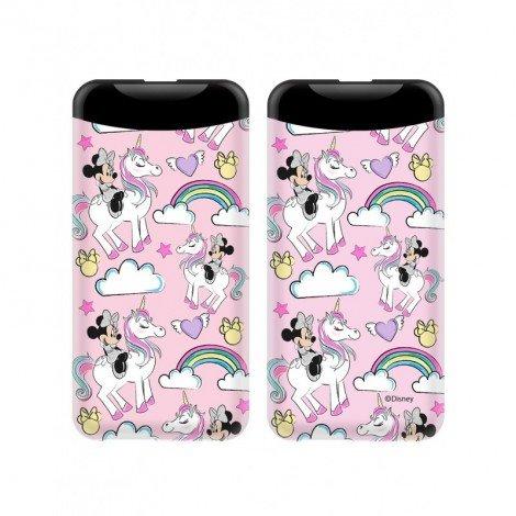 PowerBank 6000mAh Disney Minnie 015 Pink 2.1A