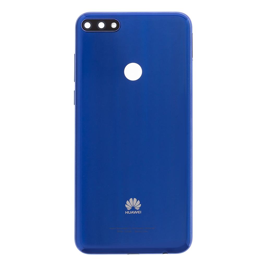 Kryt baterie Huawei Y7 Prime 2018 blue