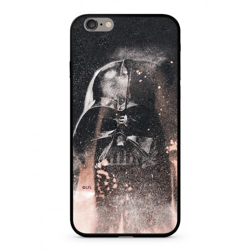 Star Wars Darth Vader 014 Premium Glass Kryt pro iPhone XR Multicolored