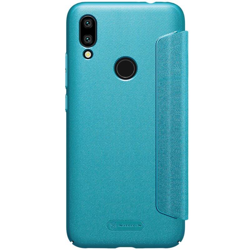 Nillkin Sparkle Folio pouzdro pro Xiaomi Redmi Note 7, blue