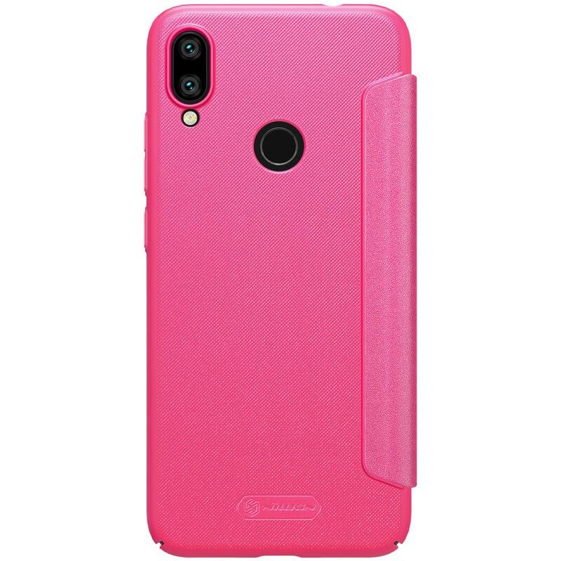Nillkin Sparkle Folio Pouzdro pro Xiaomi Redmi Note 7 Pink