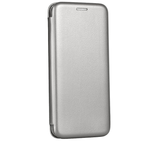 Flipové pouzdro Forcell Elegance pro Samsung Galaxy J4+ (SM-J415), grey
