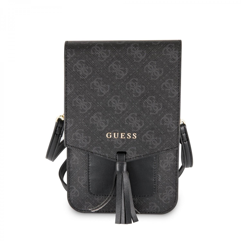 Guess 4G Wallet GUWBSQGBK Universal pouzdro black