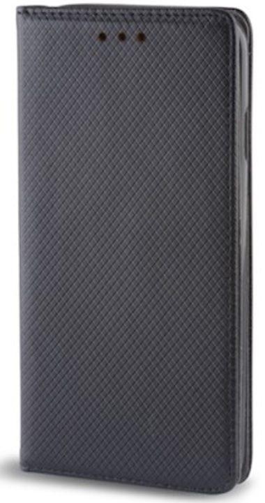 Cu-Be Smart Magnet flipové pouzdro pro Xiaomi Redmi Note 7 black
