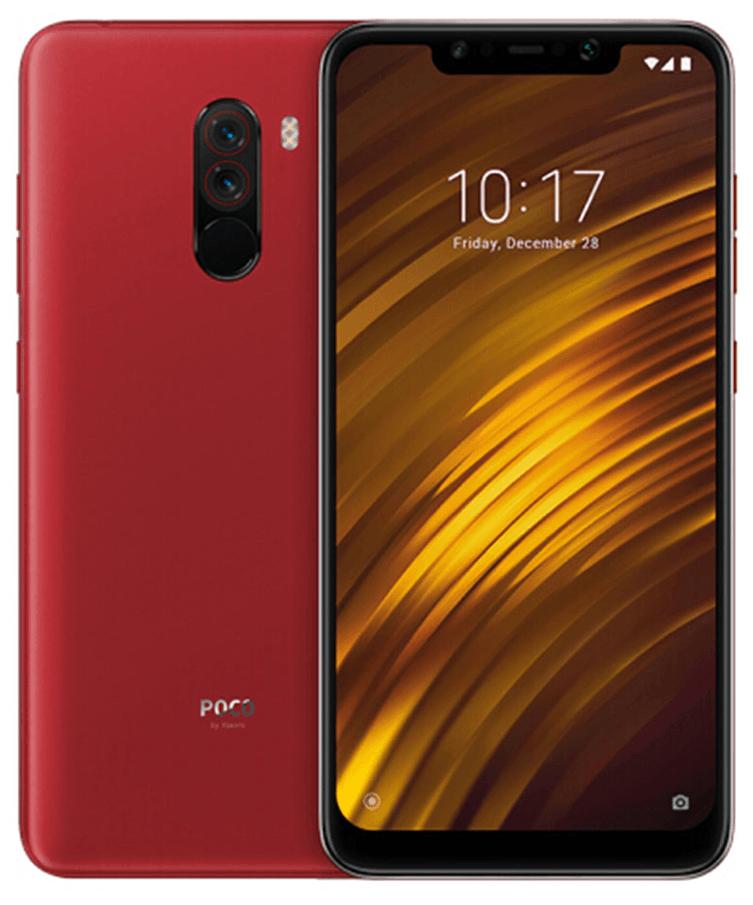 Xiaomi Pocophone F1 6GB/128GB červená