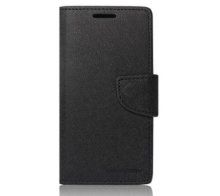 Fancy Diary flipové pouzdro pro Xiaomi Redmi Note 7, černé