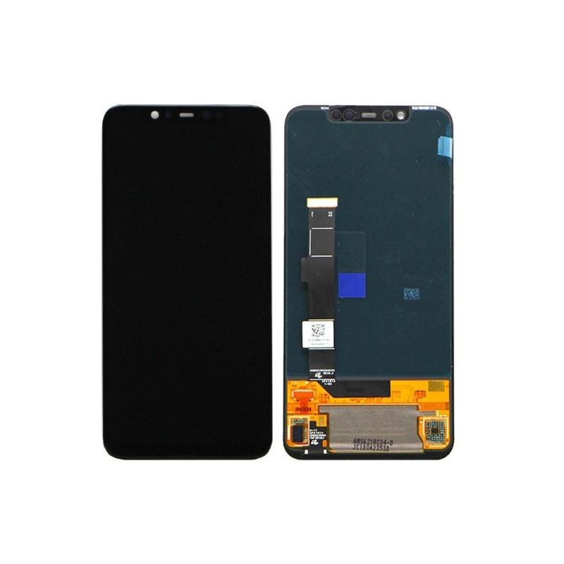 LCD + Touch pro Xiaomi Mi 8 Black (OEM)
