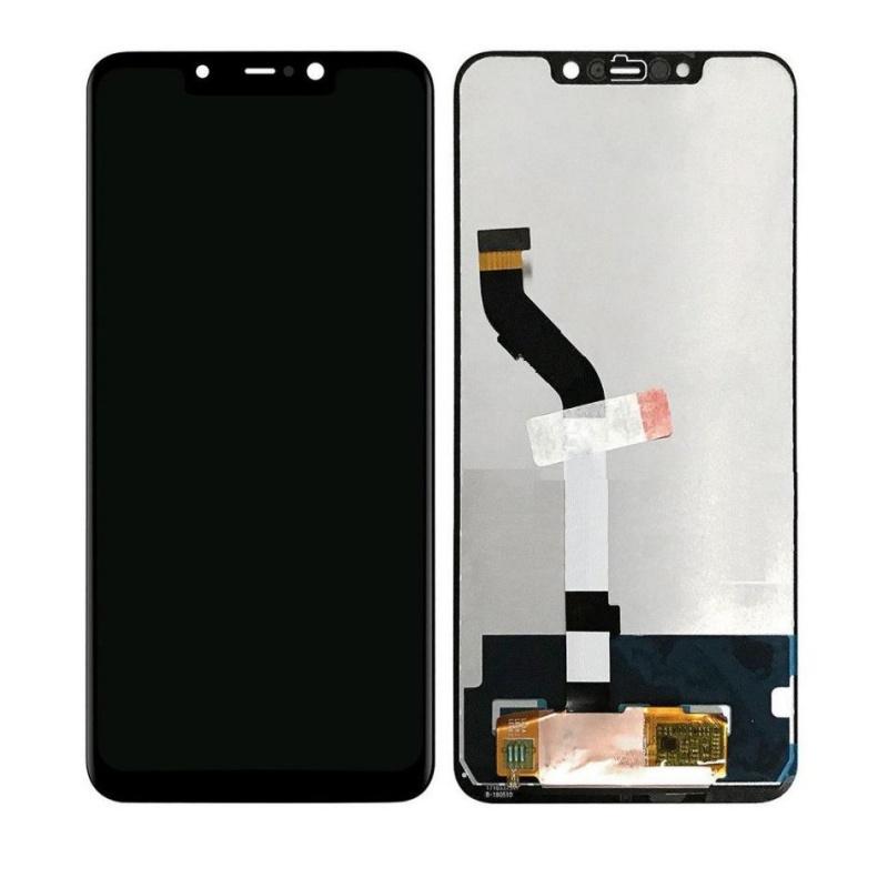 LCD + Touch pro Xiaomi Pocophone F1 Black (OEM)