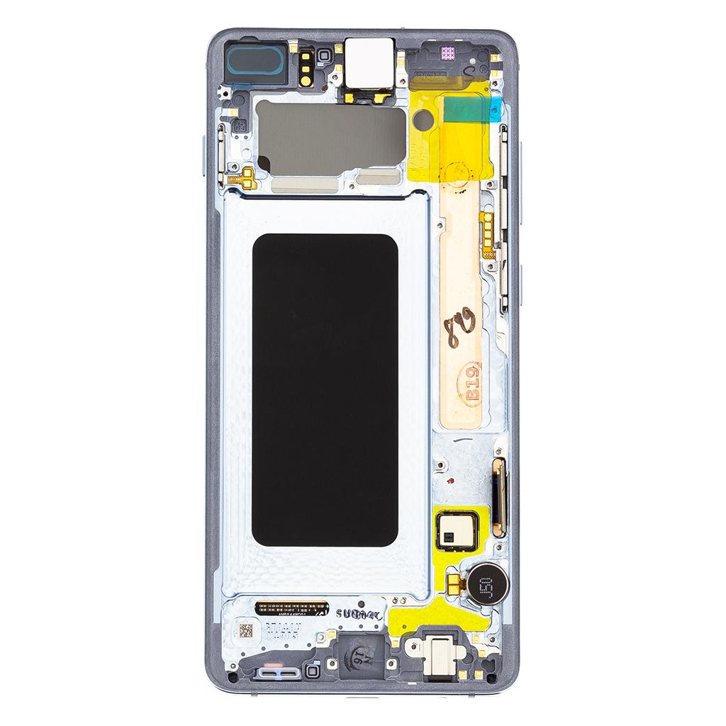 LCD display + Dotyk Samsung G975 Galaxy S10+ Prism Blue (Service Pack)