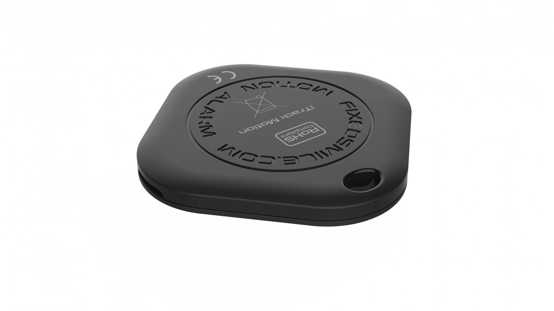 Key finder FIXED Smile s motion senzorem, černá