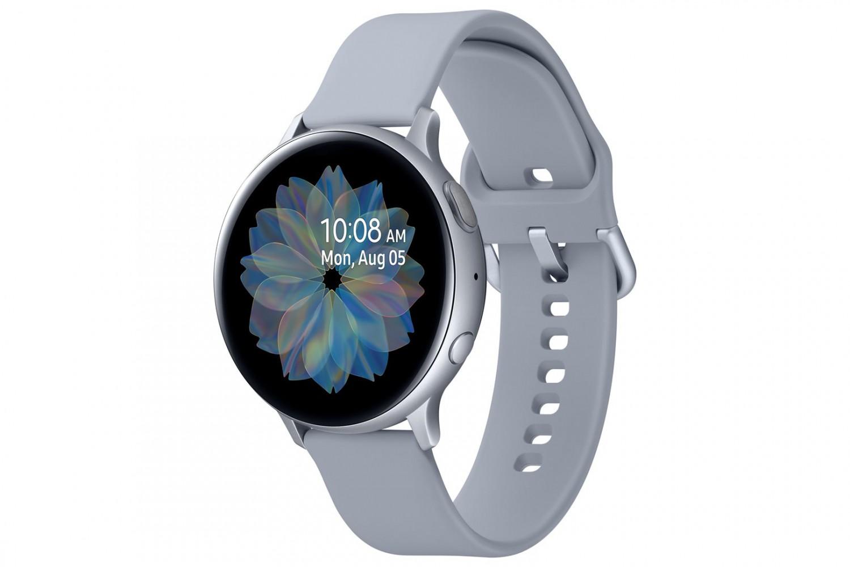 Samsung Galaxy Watch Active 2 R830 Aluminium 40mm stříbrná