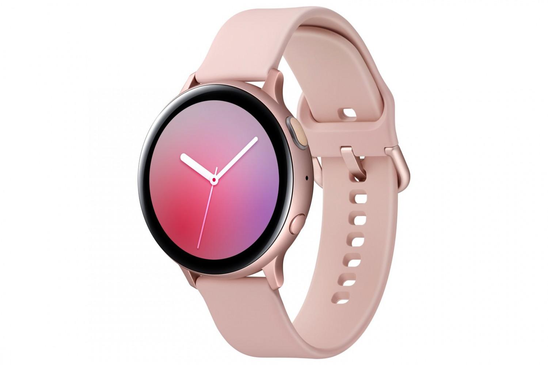 SAMSUNG Galaxy Watch Active 2  R830 Aluminium 40mm zlatá/růžová