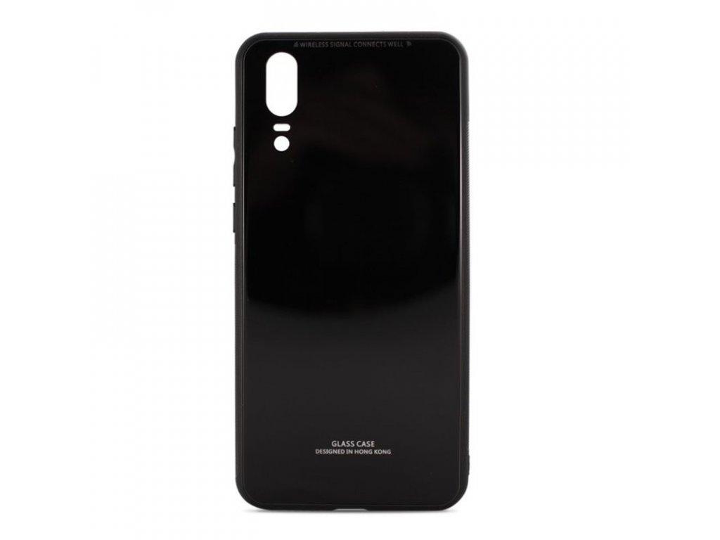 Pouzdro Forcell Glass pro Xiaomi Redmi 6A, černá