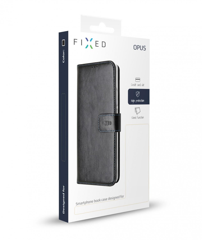 FIXED Opus flipové pouzdro pro Alcatel 1S 5024D, černé