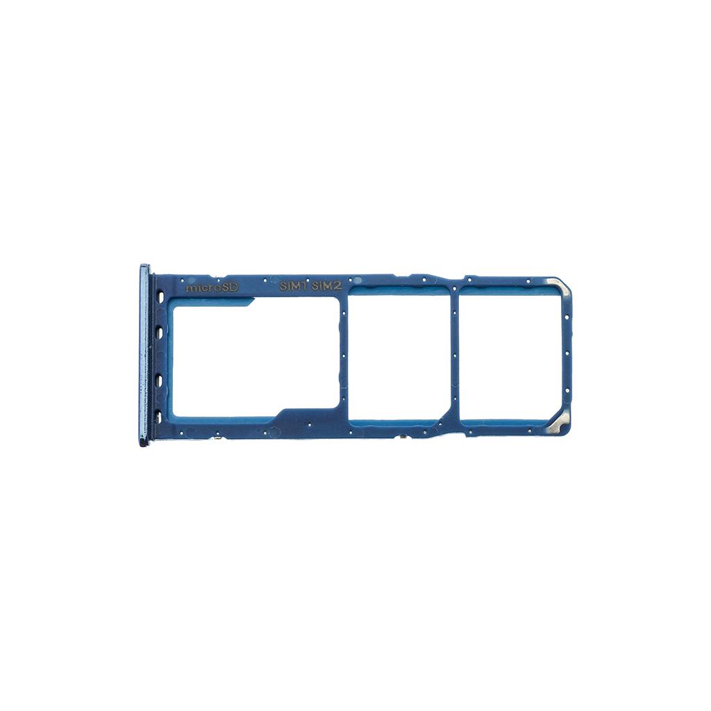 Samsung Galaxy A50 Držák SIM Blue (Service Pack)