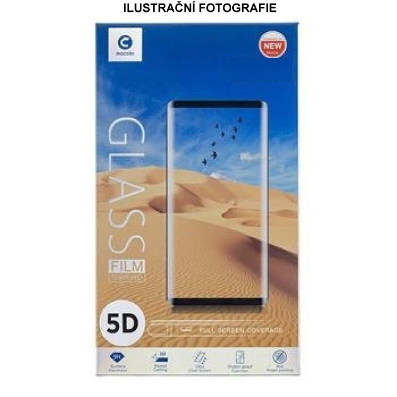 Mocolo 5D Tvrzené Sklo Black pro Xiaomi Redmi 7