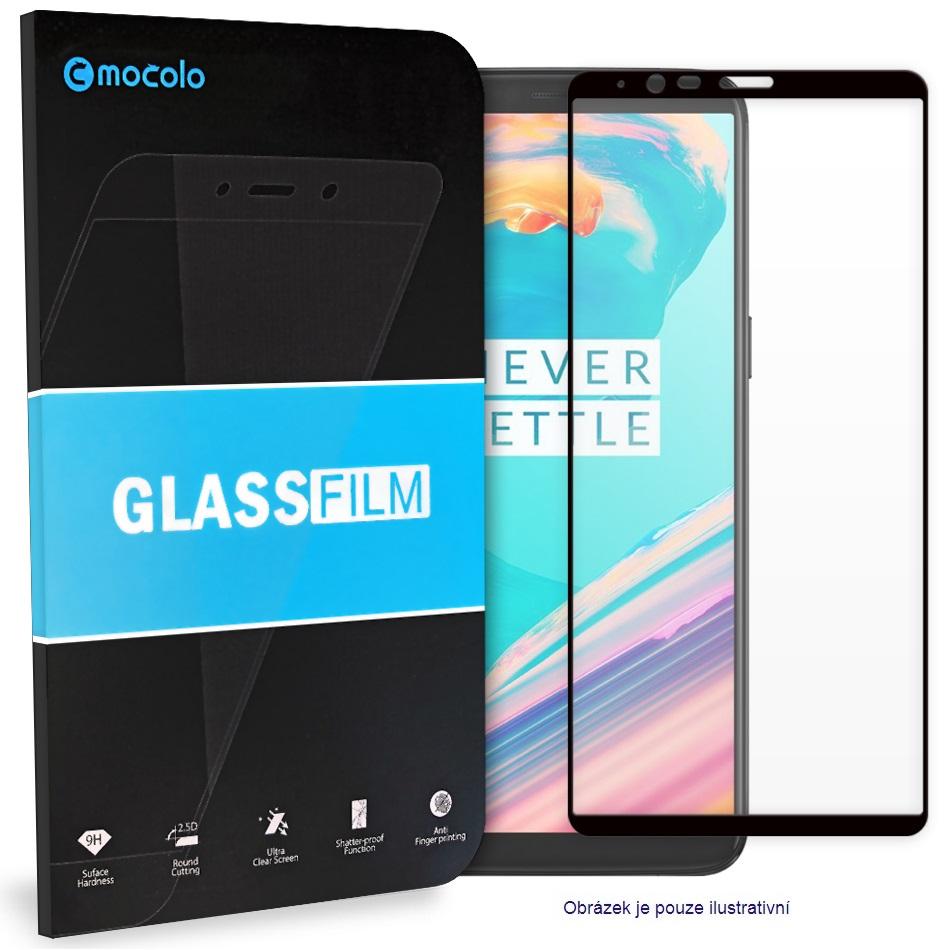 Mocolo 5D Tvrzené Sklo Black pro Xiaomi Mi 9