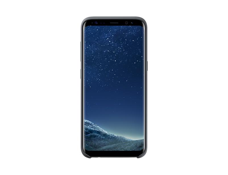 Samsung Silicone Cover pro S8 (G950) Silver/Gray