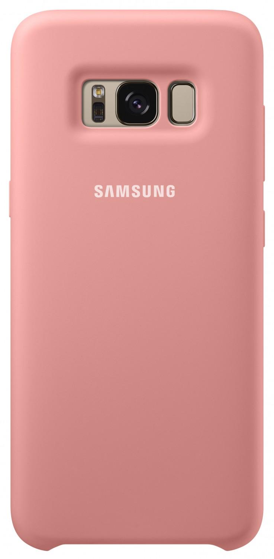 Ochranný kryt Silicone Cover pro Samsung Galaxy S8 Plus, pink