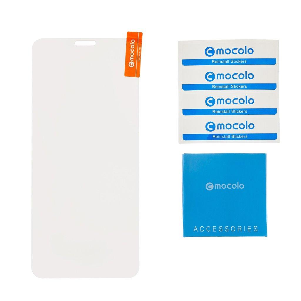 Mocolo 2.5D Tvrzené Sklo 0.33mm Clear pro Motorola G7