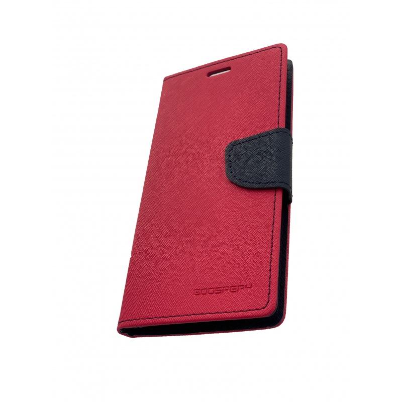 Fancy Diary flipové pouzdro pro Xiaomi Mi 8, pink/navy