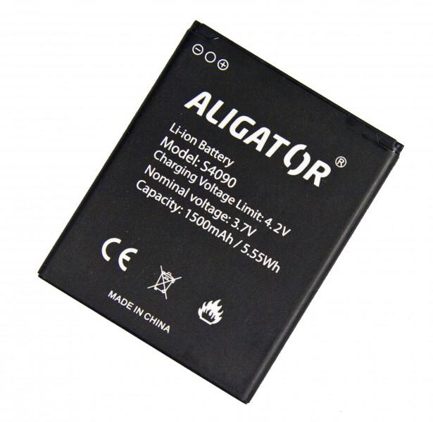 Baterie ALIGATOR S4090 Duo, Li-Ion, originální